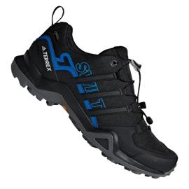 Czarne Buty trekkingowe adidas Terrex Swift R2 Gtx M AC7829