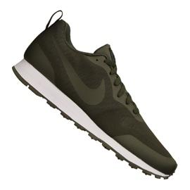 Zielone Buty Nike Md Runner 2 19 M AO0265-300