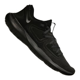 Czarne Buty biegowe Nike Flex 2019 Rn M AQ7483-005