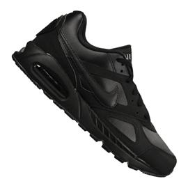 Czarne Buty Nike Air Max Ivo Leather M 580520-002