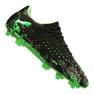 Buty piłkarskie Puma Future 19.1 Netfit Low Fg / Ag M 105534 02 czarny czarne