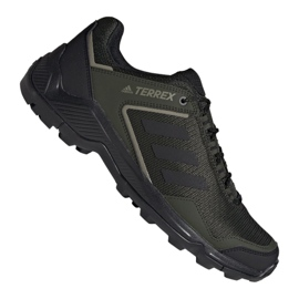 Zielone Buty trekkingowe adidas Terrex Eastrail M BC0974