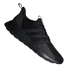 Czarne Buty biegowe adidas Questar Flow M F36255
