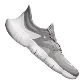 Szare Buty biegowe Nike Free Rn 5.0 M AQ1289-001