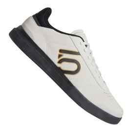 Białe Buty adidas Sleuth Dlx M BC0661