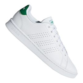 Białe Buty adidas Advantage M F36424