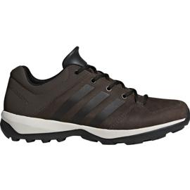 Brązowe Buty adidas Daroga Plus Lea M B27270