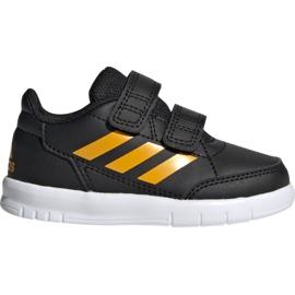 Czarne Buty adidas AltaSport Cf I G27107