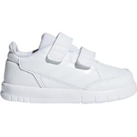 Białe Buty adidas AltaSport Cf I D96848