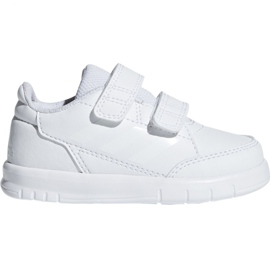 Buty adidas AltaSport Cf I D96848 białe