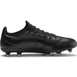 Buty piłkarskie Puma King Pro Fg M 105608 01