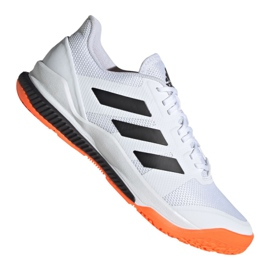 Buty adidas Stabil Bounce M EF0206 biały białe