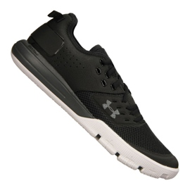 Czarne Buty treningowe Under Armour Charged Ultimate 3.0 M 3021294-001