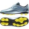 Buty piłkarskie adidas Messi 15.4 FxG Jr B26956 niebieski niebieskie