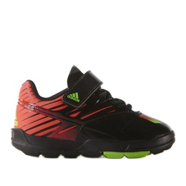 Czarne Buty adidas Messi El I Kids AF4053
