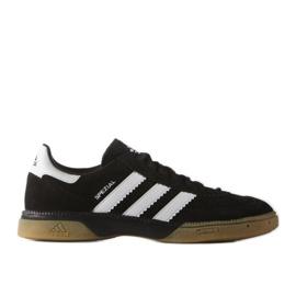 Buty do piłki ręcznej adidas Handball Spezial M M18209 czarny czarne