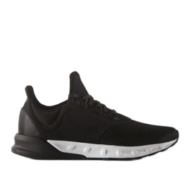 Czarne Buty biegowe adidas Falcon Elite 5 M AF6420