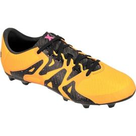 Buty piłkarskie adidas X 15.3 FG/AG Jr S74637