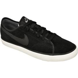 Czarne Buty Nike Sportswear Primo Court Leather M 644826-006