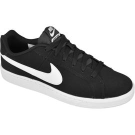 Buty Nike Sportswear Primo Court Royale Nubuck M 819801-011 czarne