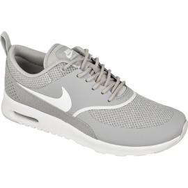Szare Buty Nike Sportswear Air Max Thea W 599409-021