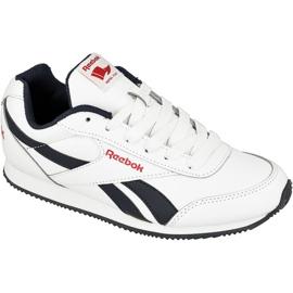 Białe Buty Reebok Royal Classic Jogger 2.0 Jr V70490