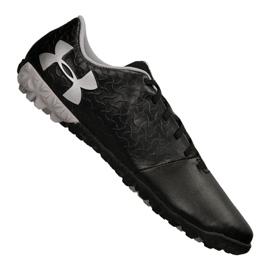 Buty piłkarskie Under Armour Magnetico Select Tf M 3000116-001 czarny czarne