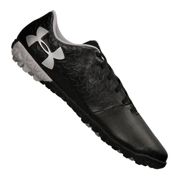 Buty piłkarskie Under Armour Magnetico Select Tf M 3000116-001 czarne czarny