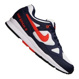 Granatowe Buty Nike Air Span Ii M AH8047-404