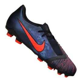 Buty piłkarskie Nike Phantom Vnm Elite Fg Jr AO0401-440