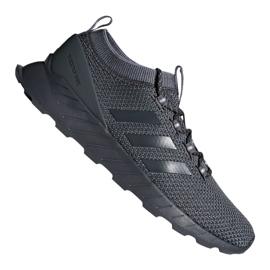 Czarne Buty biegowe adidas Questar Rise M F34939