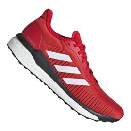 Buty biegowe adidas Solar Drive 19 M EF0790 czerwone