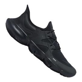 Czarne Buty biegowe Nike Free Rn 5.0 M AQ1289-006