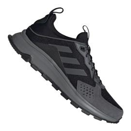 Czarne Buty biegowe adidas Response Trail M EG0000