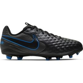 Buty piłkarskie Nike Tiempo Legend 8 Academy FG/MG Jr AT5732 004