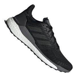 Buty biegowe adidas Solar Boost 19 M EF1413 czarne