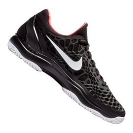 Czarny Buty tenisowe Nike Air Zoom Cage 3 M 918193-026