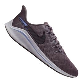 Szare Buty biegowe Nike Air Zoom Vomero 14 M AH7857-005