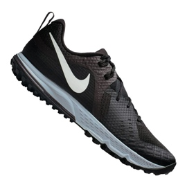 Czarne Buty biegowe Nike Air Zoom Wildhorse 5 M AQ2222-001