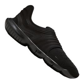 Czarne Buty biegowe Nike Free Rn Flyknit 3.0 M AQ5707-006