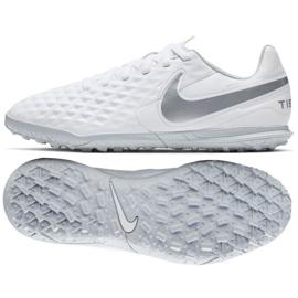 Buty piłkarskie Nike Tiempo Legend 8 Club Tf Jr AT5883-100