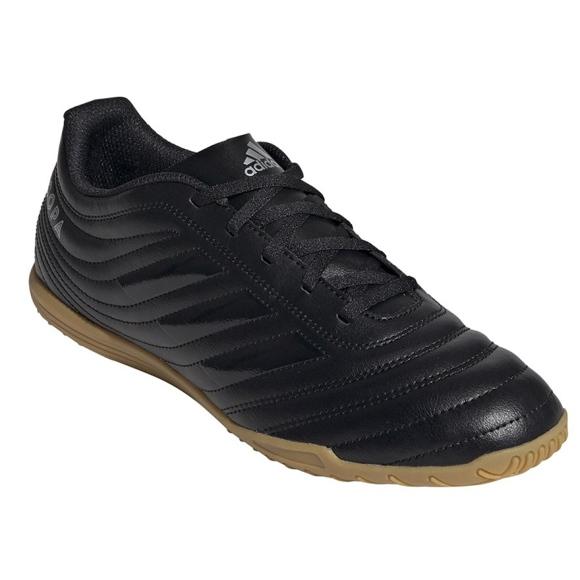 Buty halowe adidas Copa 19.4 In M F35485 czarne czarny