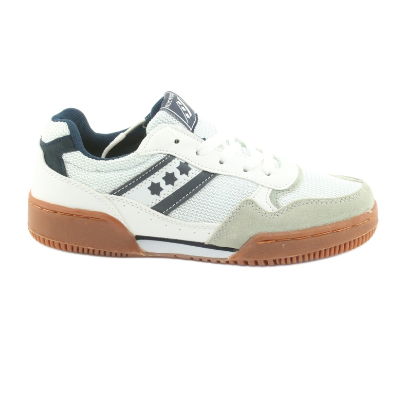 Buty halowe Rucanor Balance białe