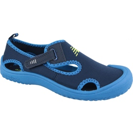 Granatowe Sandały New Balance Sandal K K2013NBL
