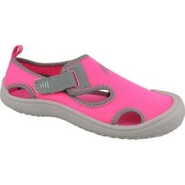 Sandały New Balance Sandal K K2013PKG różowe