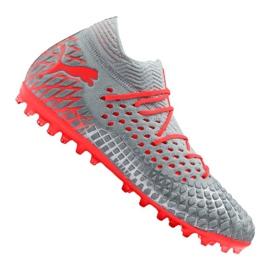 Buty piłkarskie Puma Future 4.1 Netfit Mg M 105678-01