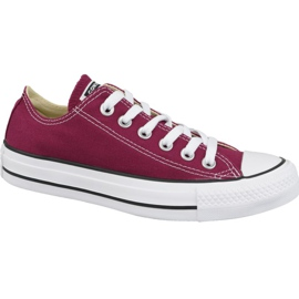 Buty Converse Chuck Taylor All Star Ox M9691C bordowe