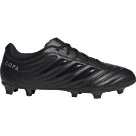 Buty piłkarskie adidas Copa 19.4 Fg M czarne F35497