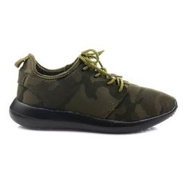 Sportowe obuwie do biegania F369-2 Moro
