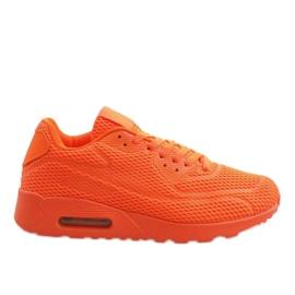 Pomarańczowe obuwie sportowe Z2014-5